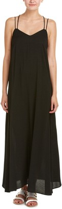 Olive + Oak Olive & Oak Women's Black Midi Dress X-Small