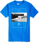 Young & Reckless Men's Longitude Graphic-Print T-Shirt