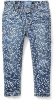 Old Navy Printed Skinny Pull-On Jeggings for Toddler