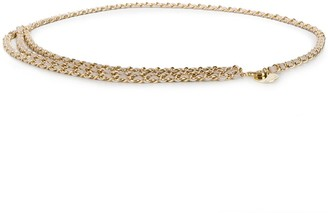 B-Low the Belt Rope Chain Layered Belt