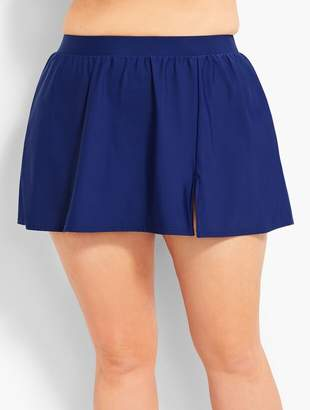 Talbots Plus Size Swim Skirt