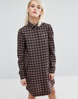 Fred Perry Plaid Dress