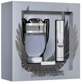 Paco Rabanne Invictus Set (Edt 50ml + Travel Spray 10ml)