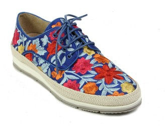 VANELi Qetina Jute Wrapped Floral Sneaker - Multiple Widths Available