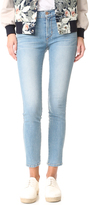 James Jeans Mid Rise James Twiggy Ankle Jeans
