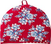 April Cornell Red Willa Rose Tea Cozy