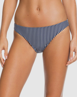 Roxy Womens Printed Beach Classics Moderate Separate Bikini Pant