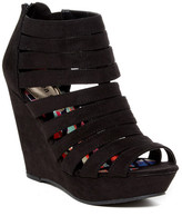 Madden-Girl Kiick It Wedge Sandal