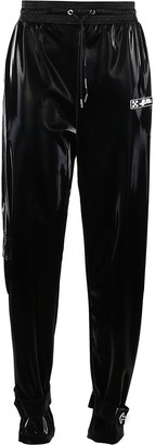 Off-White Arrow Ankle Cuff Pants