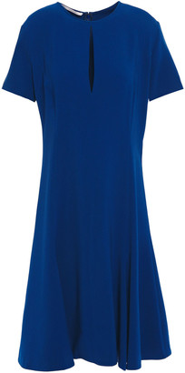 Stella McCartney Cutout Stretch-crepe Dress