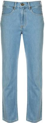 Nanushka 80's Wash Skinny Jeans