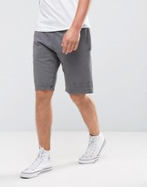Superdry Jersey Shorts With Wash