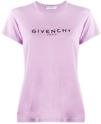 Givenchy printed logo T-shirt