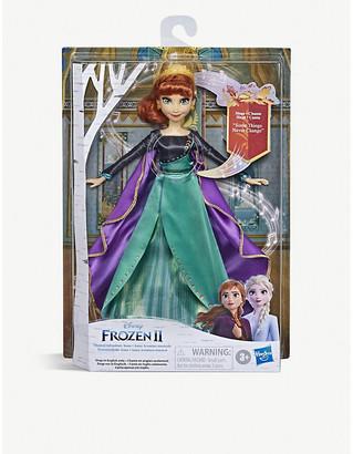Selfridges Disney Frozen II Musical Adventure Anna doll