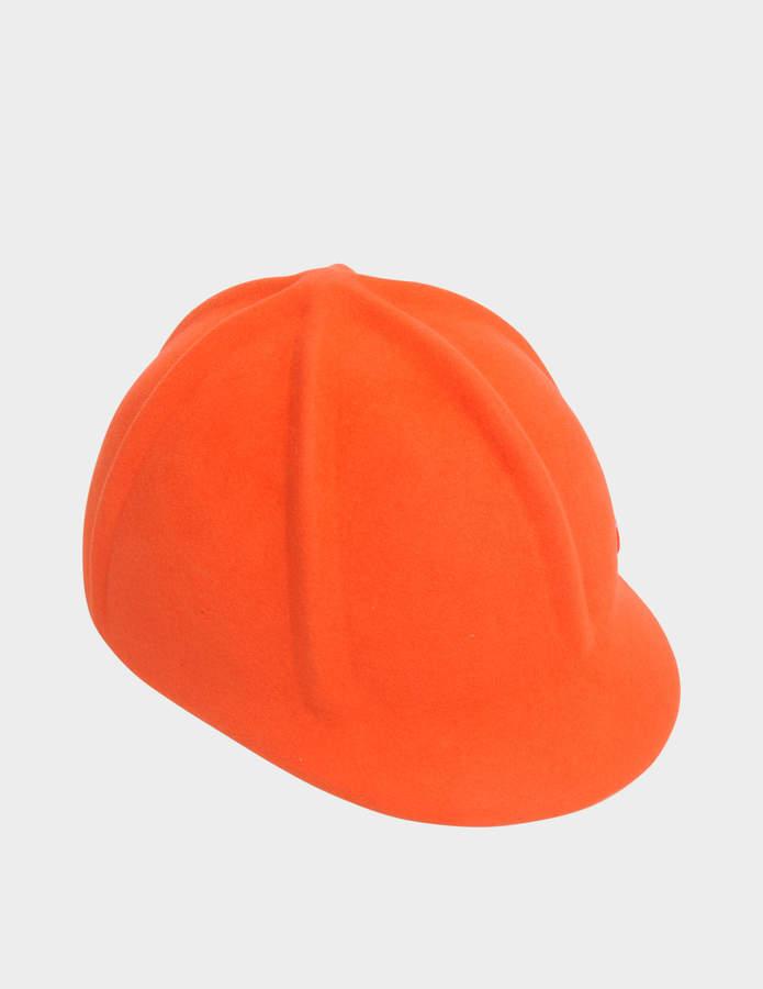 Maison Michel Masculine Plain Horatio Hat