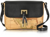 Alviero Martini Small Golden Tie Crossbody Bag