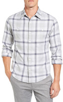 Bonobos 'Curlew Lake' Slim Fit Check Flannel Sport Shirt