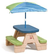 Step2 Sit & Play Jr. Picnic Table with Umbrella