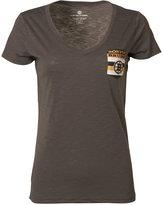 LevelWear Women's Short-Sleeve Boston Bruins Pocket T-Shirt