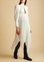 The Bryn Dress in Ivory