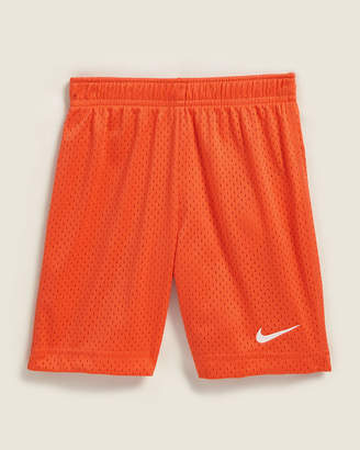 Nike Boys 4-7) Max Orange Dri Fit Mesh Basketball Shorts