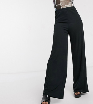 COLLUSION super wide leg pants
