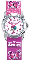 Scout 280301024 Girls Watch Analogue Quartz Faux Leather