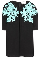 3.1 Phillip Lim Embroidered Crepe Top