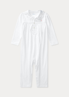 Ralph Lauren Cotton Polo Coverall
