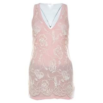 Ungaro Pink Cotton Tops