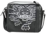 Kenzo SEASONAL TIGER CAMERA BAGS Black / Grey