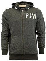 G Star Men's Netrol Hooded Vest Sw Long Sleeve Sweatshirts