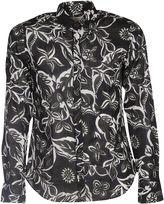 Dries Van Noten Chaines Floral-print Slim-fit Shirt