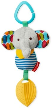 Skip Hop Elephant Chime and Teethe Toy