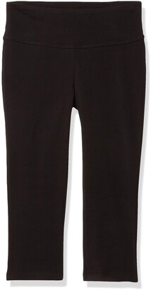 Spalding Women's Misses High Waisted Essential Capri Legging