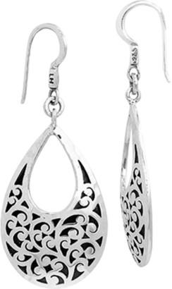 Lois Hill Signature Drop Earrings