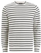 Men's Kelibia Duffel Stripe Sweatshirt Dark Navy