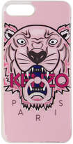 Kenzo Pink 3D Tiger iPhone 7 Plus and 8 Plus Case