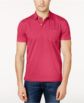 Tommy Hilfiger Men's Custom Fit Bernadino Polo