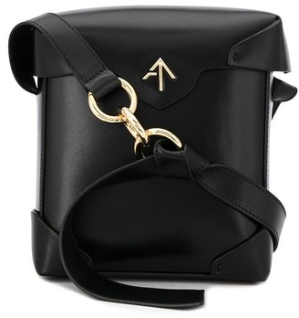 MANU Atelier Box Shaped Shoulder Bag