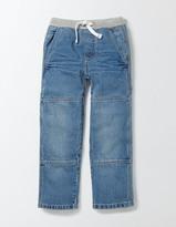 Boden Rib Waist Carpenter Pants