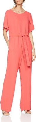 French Connection Women's Crepe Jumpsuit