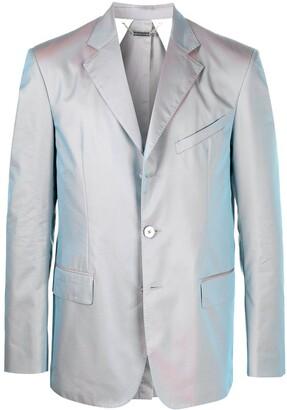 Givenchy Iridescent Single-Breasted Blazer