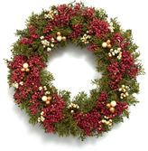 Sur La Table Winterberry Wreath