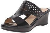 Naturalizer Women's Viola Wedge Slide Sandal