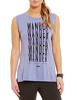 Lucy Wander Graphic Tank