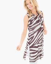 Chico's Summer Zebra Tunic