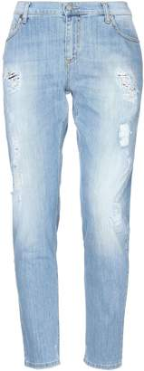 Made With Love Denim pants - Item 42754153SK