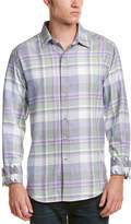 Robert Graham Bowater Classic Fit Woven Shirt