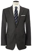 John Lewis Regular Fit Bobby Mini Birdseye Suit Jacket, Grey